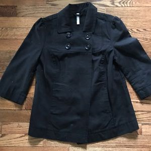 Old Navy Lightweight Peacoat